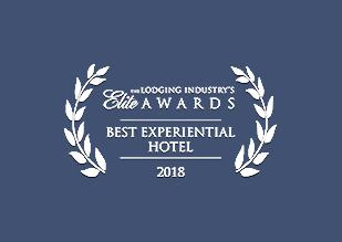 BEST EXPERIENTAL HOTEL